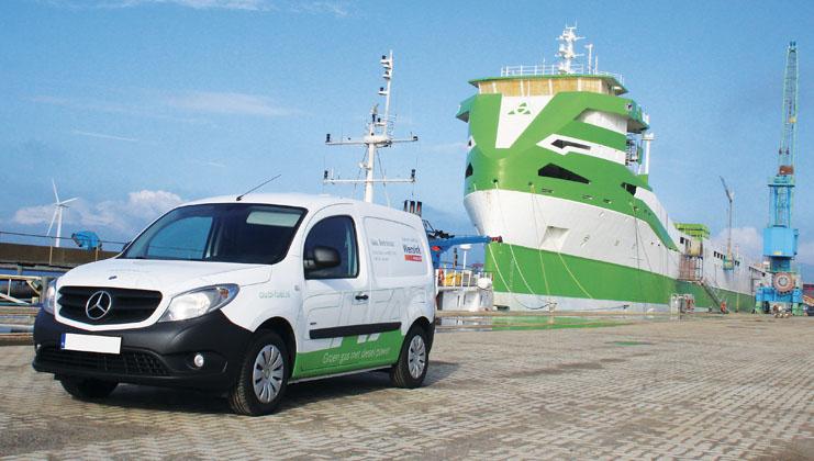 Dual Fuel brandstofsystemen besparing brandstofprijzen goedkoop tanken groen gasenergie vergelijken