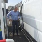 Van Mourik Transport Veenendaal Dual Fuel brandstofsystemen besparing brandstofprijzen goedkoop tanken energie vergelijken bedrijfswagenpark