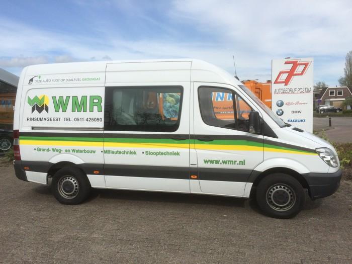 WMR Rinsumageest Veenendaal Dual Fuel brandstofsystemen besparing brandstofprijzen goedkoop tanken energie vergelijken bedrijfswagenpark