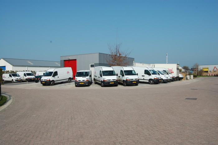 De Kollumer koerier l Dual Fuel brandstofsystemen besparing brandstofprijzen goedkoop tanken energie vergelijken bedrijfswagenpark